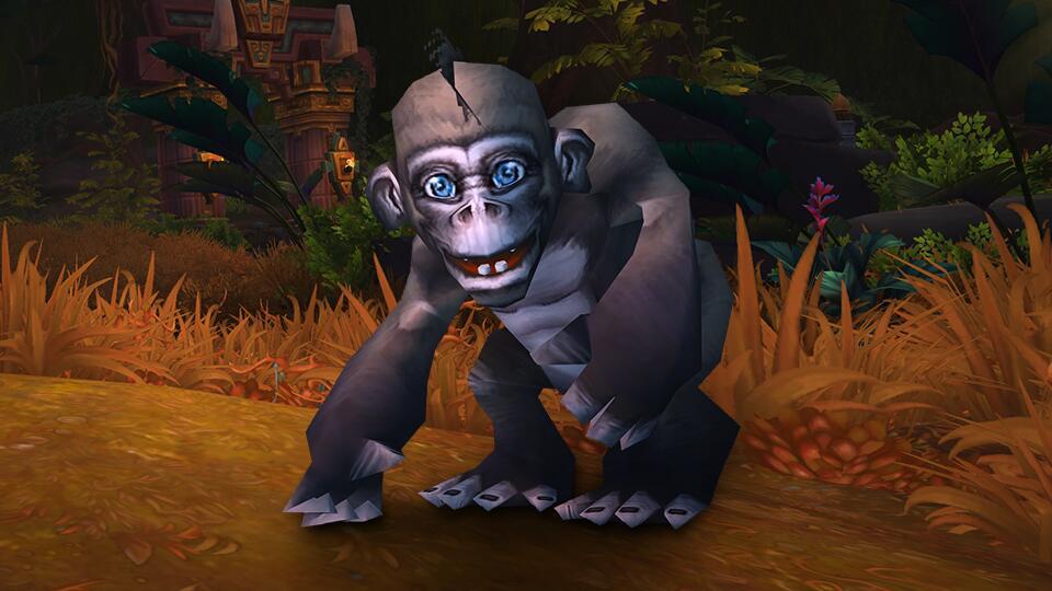 World of Warcraft - Bananas Pet Kostenlos