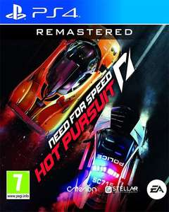 Need for Speed Hot Pursuit Remastered - PlayStation 4 oder XBox One für 9,99€ + VSK