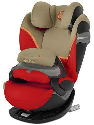 Cybex Gold Pallas S-Fix Kinder-Autositz in Autumn Gold