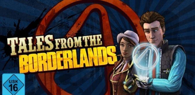 Tales from the Borderlands für Nintendo Switch [Nintendo Eshop]
