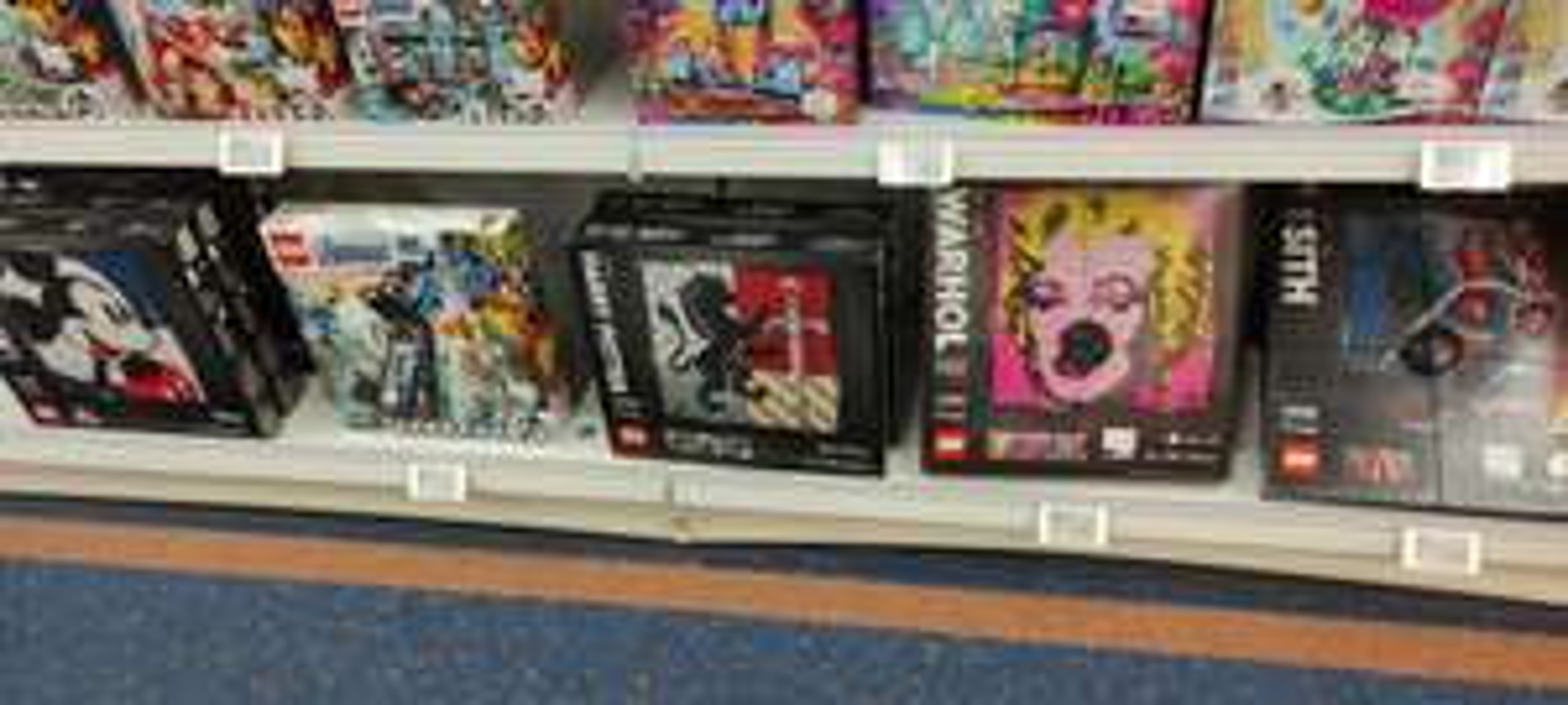 LEGO diverse Mosaike LOKAL Berlin