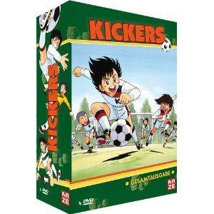 Kickers - Gesamtausgabe (4 DVDs) für 36 Euro @Amazon