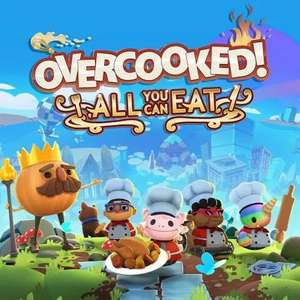 [Nintendo Switch] Overcooked! All You Can Eat im eShop Russland für ~13,61€