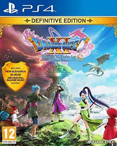 Dragon Quest XI: Streiter des SchicksalsS: Streiter des Schicksals - Definitive Edition (PS4)