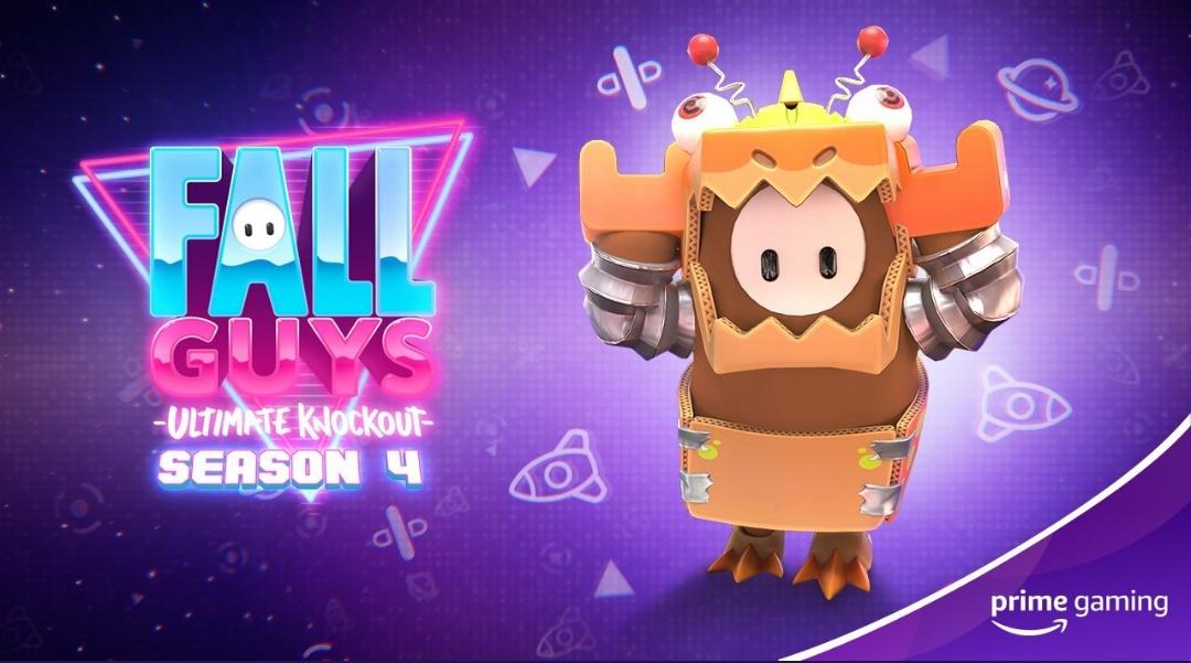 [Prime Gaming] Fall Guys Skin Boxzilla kostenlos