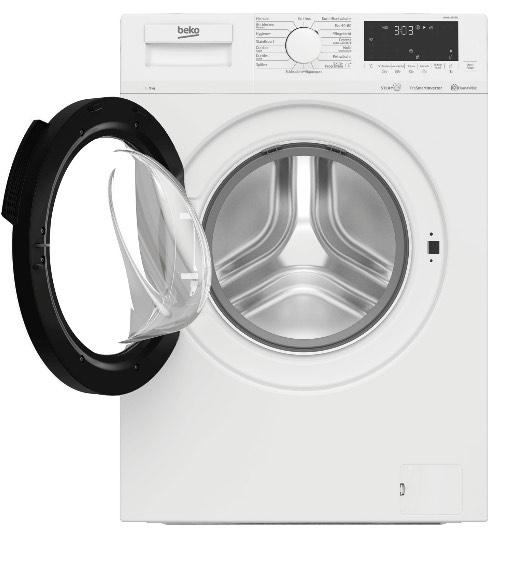 BEKO 10kg 1400 U. 72dB Waschmaschine WMB101434LP1 AddXtra Nachlegefunktion