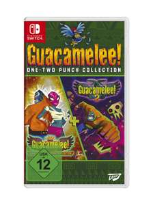 Guacamelee One-Two Punch Collection Nintendo Switch