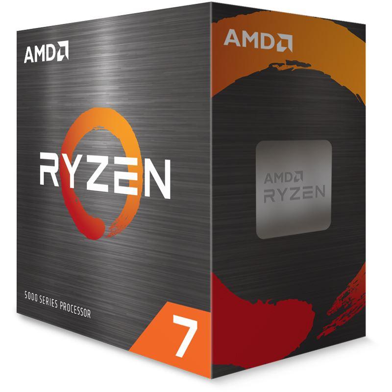 AMD Ryzen 7 5800X 8x 3.80GHz So.AM4 WOF MindStar