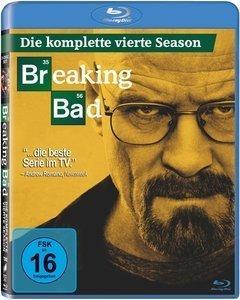 [Amazon.de] Breaking Bad - Die komplette vierte Season [Blu-ray] 15,97€ (die anderen sind ebenfalls reduziert je 14,97€)