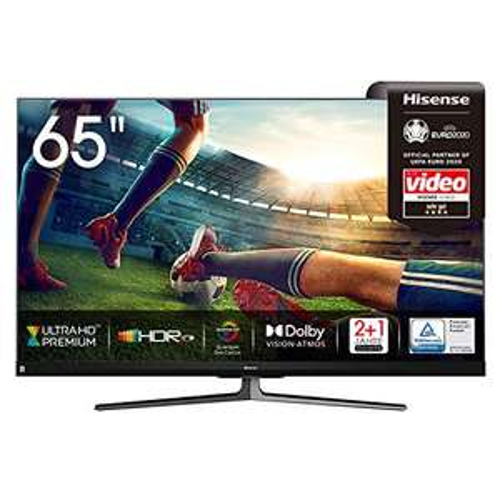 "Hisense 65U8QF QLED FALD 120HZ Fernseher TV 65"" Zoll [Amazon]"