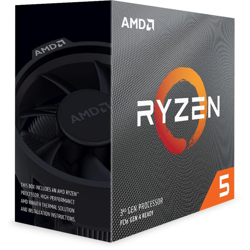 AMD Ryzen 5 3600 mit Kühler 155/ Ohne Kühler für 155 € per Midnight-Shopping von 0-6 Uhr