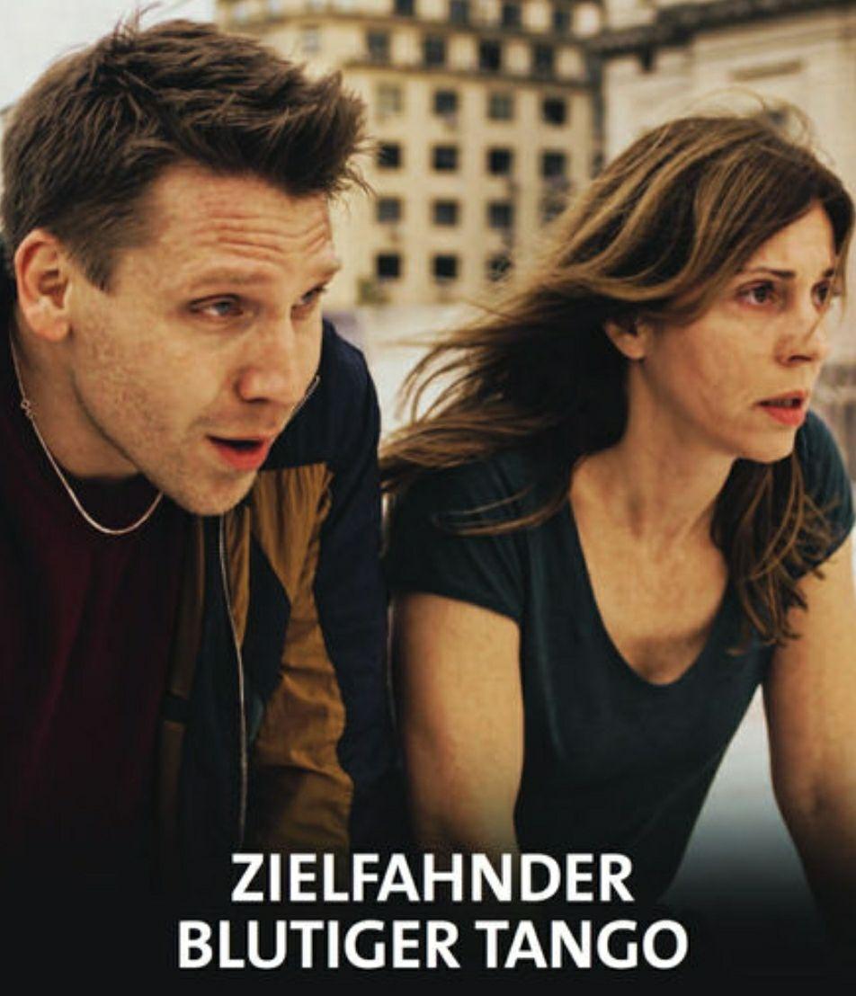 """[ARD Mediathek] """"Zielfahnder - Blutiger Tango"""" mit Heike Makatsch und Jörg Hartmann kostenlos streamen (IMDb 7.4)"""