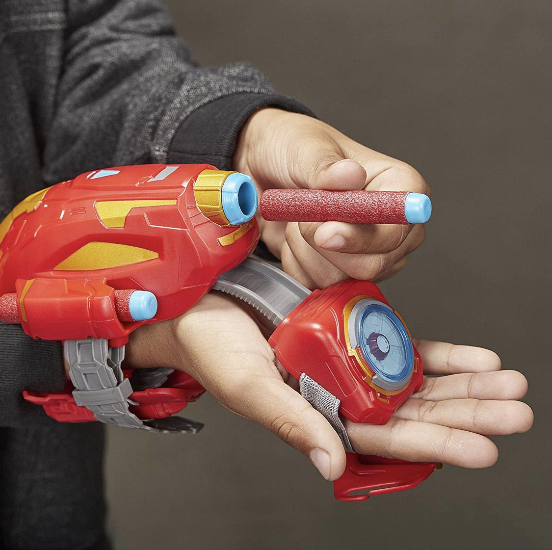 Nerf Iron Man Repulsor-Blaster (Prime)