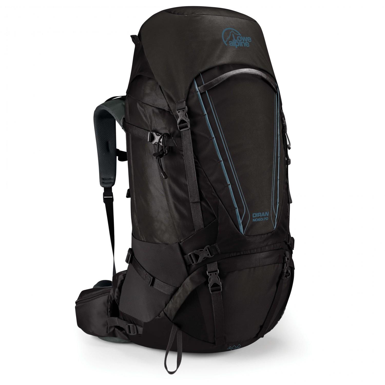 (Rucksack-Spezialist) Lowe Alpine Diran ND 60:70 (Damen-) Trekkingrucksack inkl. Regenhülle