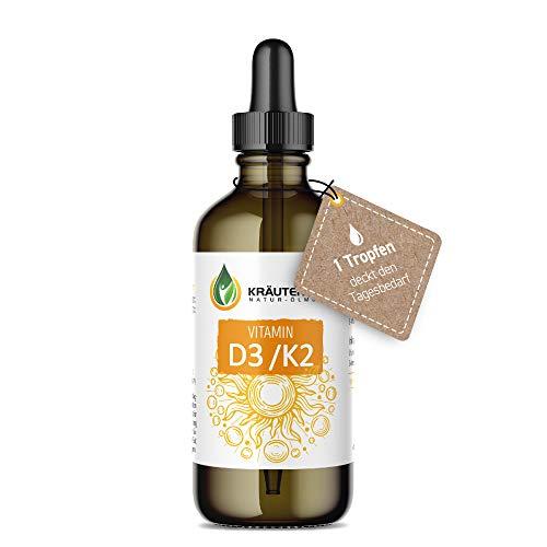 Vitamin D3 K2 Tropfen 50 ml Amazon Prime