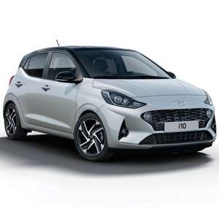 [Privatleasing] Hyundai i10 1.0 Select (67 PS) mtl. 77€ + 600€ ÜF (eff. mtl. 93,67€), LF 0,57, GF 0,7, 36 Monate, konfigurierbar