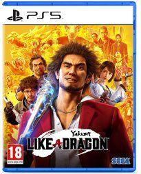 Yakuza: Like a Dragon(PS5) [Netgames]