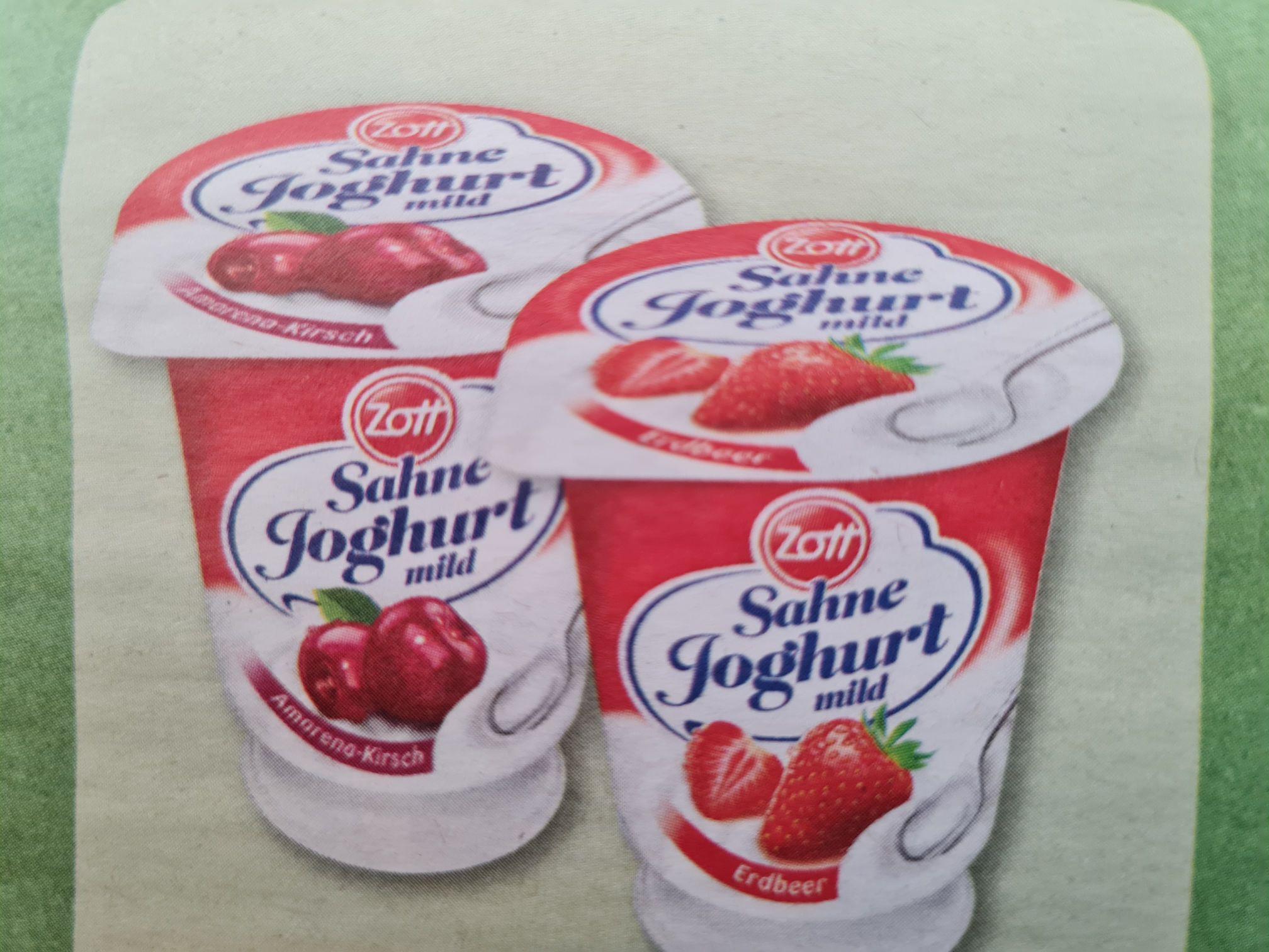 Freebie Zott Sahne Joghurt (evtl. personalisiert)