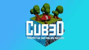 KOSTENLOS: (PC) Cub3D - A Perspective Shifting Puzzle, Chakravyuh (itch.io)