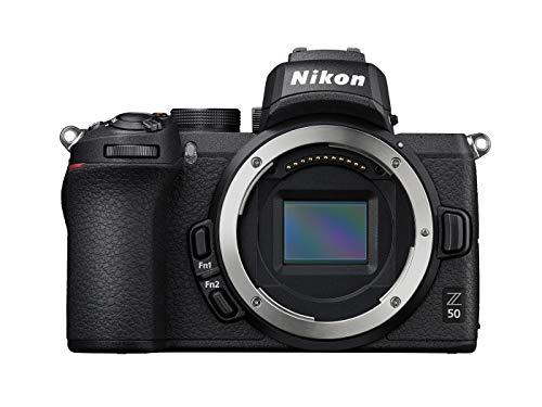 Nikon Z50 Body (APSC, Z-Mount) für 575 EUR bei Amazon.ES