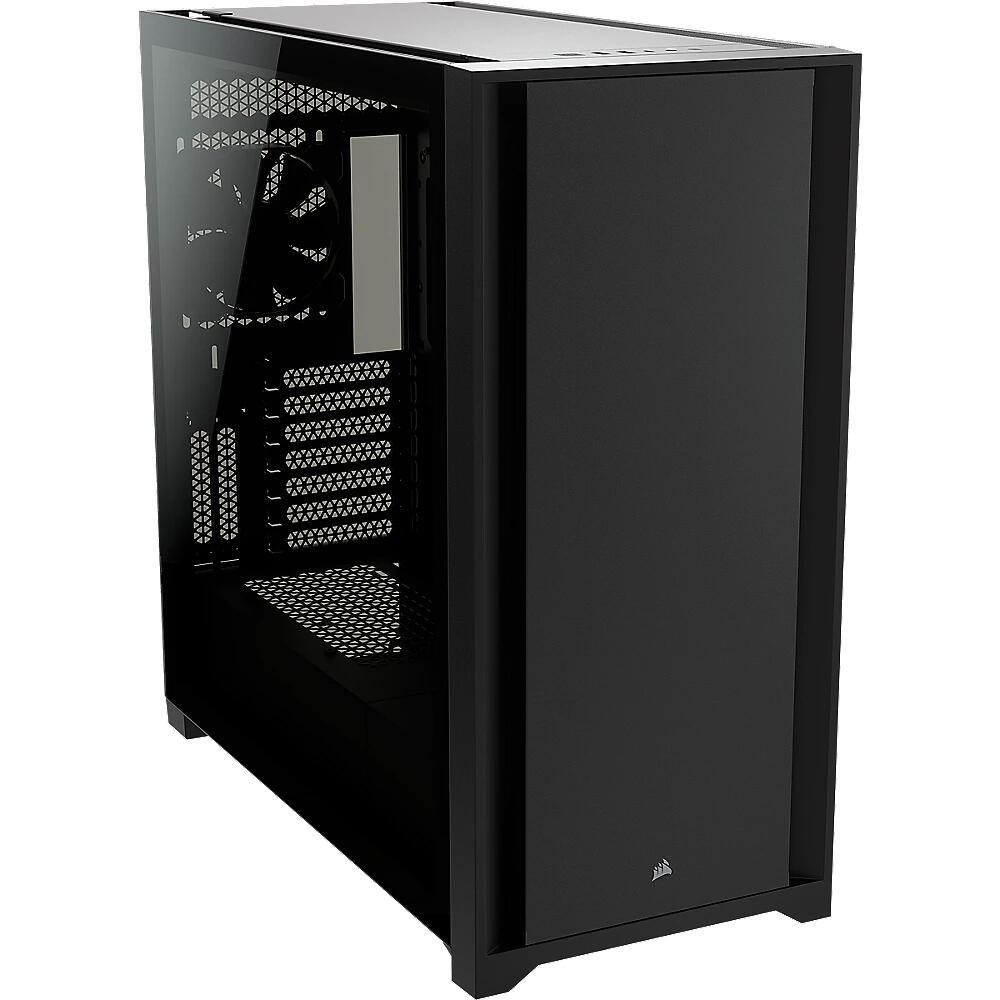 PC-Gehäuse Corsair 5000D Mid-Tower ATX Gaming schwarz TG Seitenfenster