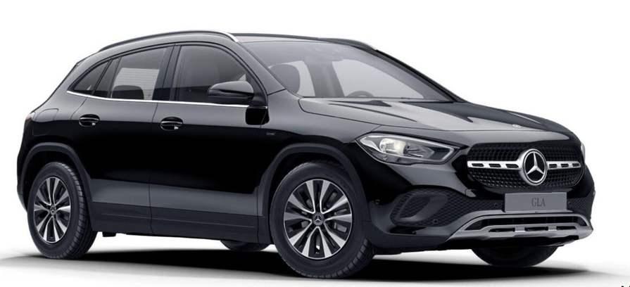 (Behinderte / Leasing) Mercedes-Benz GLA 250e inkl. Business und Style / 218 PS im Privatleasing für eff. 223,58€ / Monat, LF:0,48