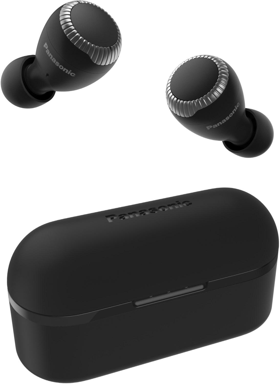 Panasonic RZ-S300WE True Wireless In-Ear-Kopfhörer schwarz (Bluetooth 5.0, AAC, 7.5/30h Akku, Touch-Bedienung, App, Sprachassistent, IPX4)