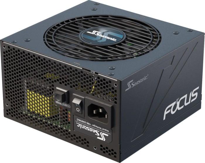 Seasonic Focus GX-650 - vollmodular, semi-passiv, 80+ Gold, 10 Jahre Garantie