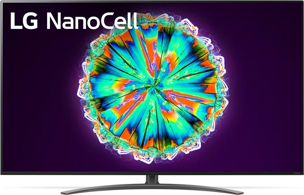 LG 65NANO917NA Nanocell TV (65 Zoll (165 cm), 4K UHD, Smart TV, HDR, USB-Aufnahme, EEK G)
