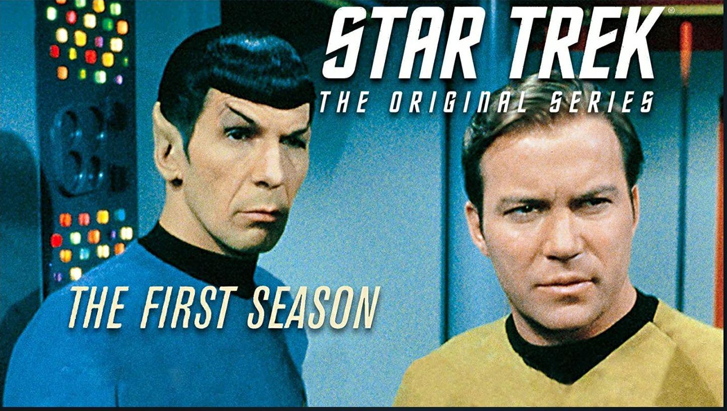 Star Trek Original Series Staffel 1 bei Amazon ..Kultfaktor