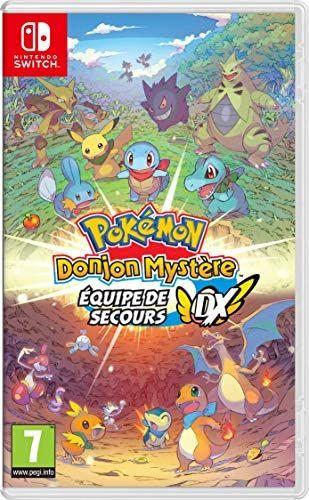 Pokémon Mystery Dungeon: Retterteam DX (PEGI) (Switch) [Amazon]