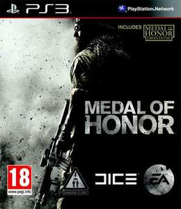 Medal of Honor PS3 für 9,99€ @ ebay