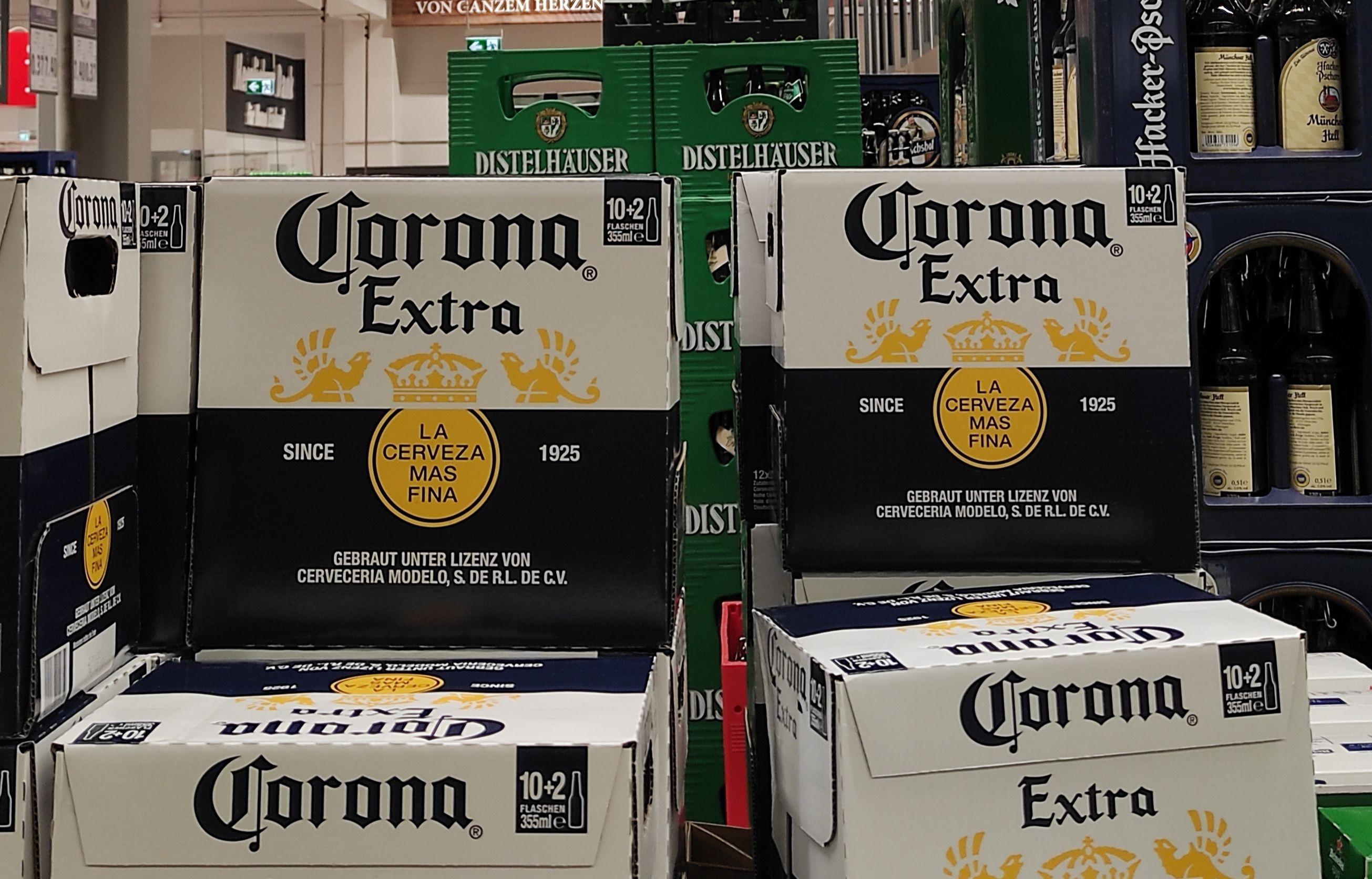 Corona Bier Kaufland 12 330ml flaschen