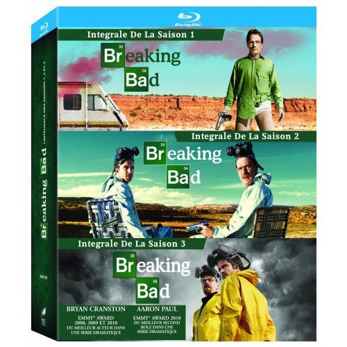 Breaking Bad BluRays Season 1-3 (Box)