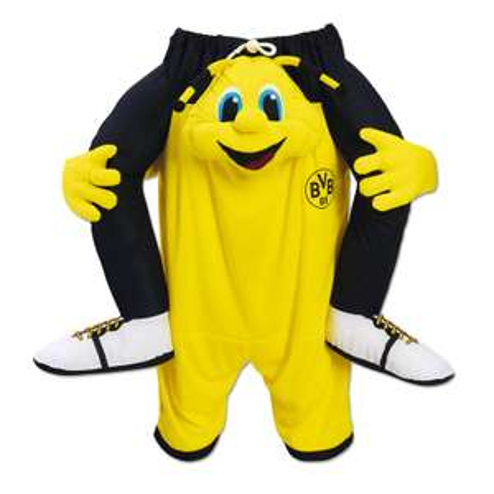 BVB Borussia Dortmund Huckepack Kostüm EMMA für 19,99€ @ BVB