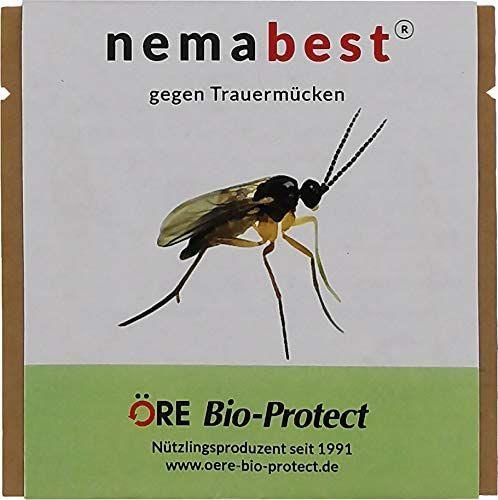 nemabest SF Nematoden 3 Mio. (30 Pflanzen/6m²) gegen Trauermücken
