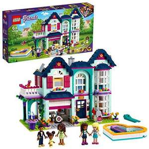 Lego Friends Andreas Haus