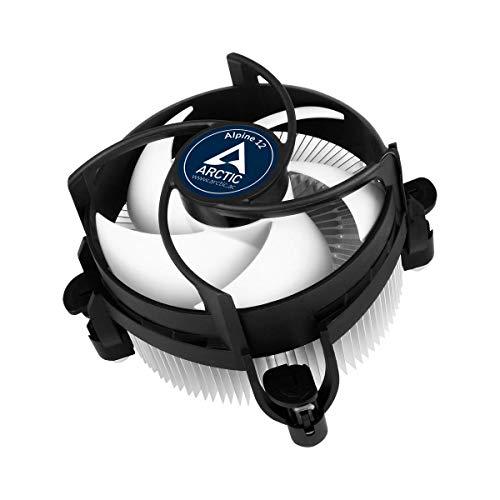 Prime: ARCTIC Alpine 12 - CPU Kühler für Intel CPUs, 92mm PWM Lüfter max. 95W