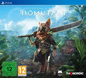 Biomutant Collectors Edition PS4 @amazon/mediamarkt für 79,99€