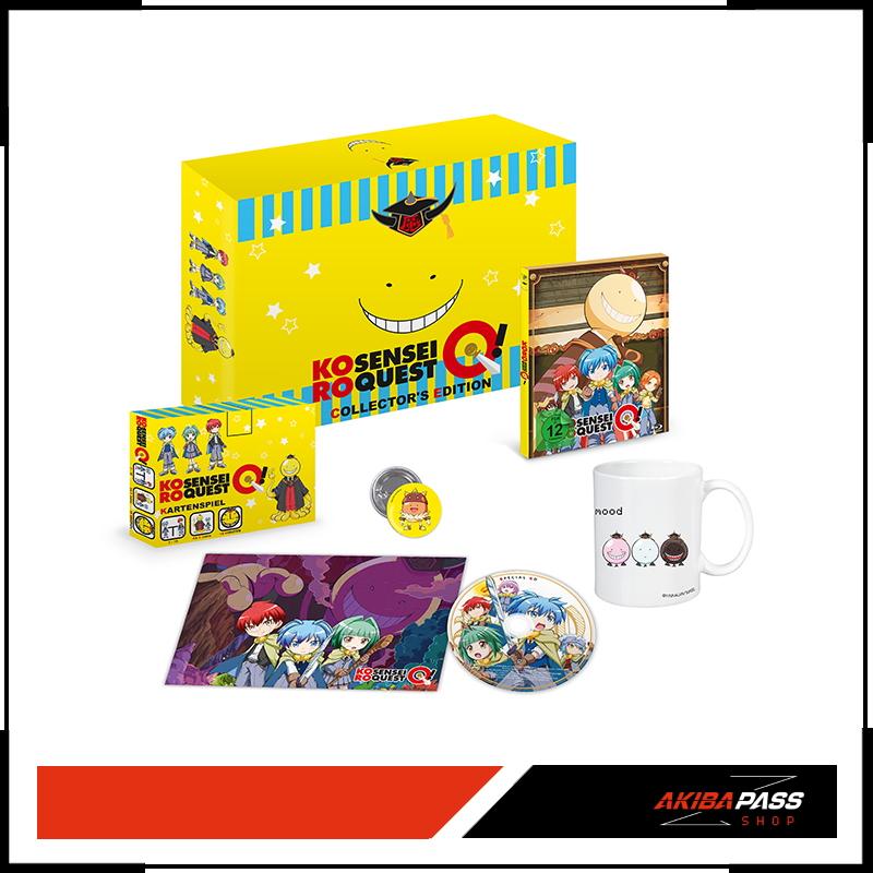 Anime: Koro-sensei Quest - Collector's Edition - 45%