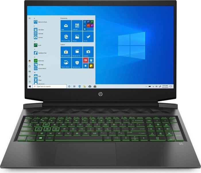 """HP Pavilion Gaming 16-a0300ng [16,1"""" FHD / i7-10750H / 8GB RAM / 512GB SSD / RTX2060 Max-Q]"""