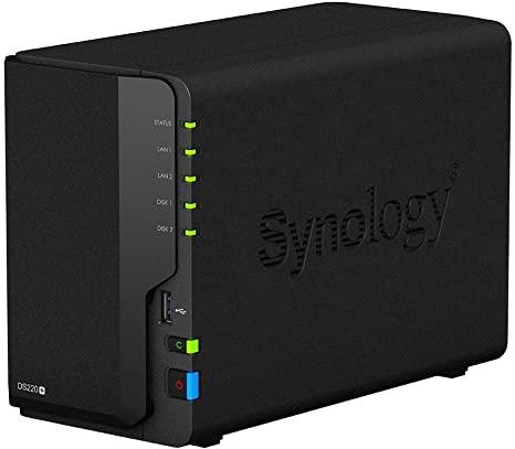 Synology DS220+ Leergehäuse