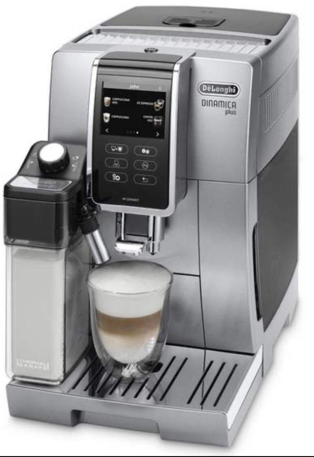 [Expert] De'Longhi Dealz - z.B. Delonghi Dinamica Plus Kaffeevollautomat ECAM 370.95 S silber für 753 €