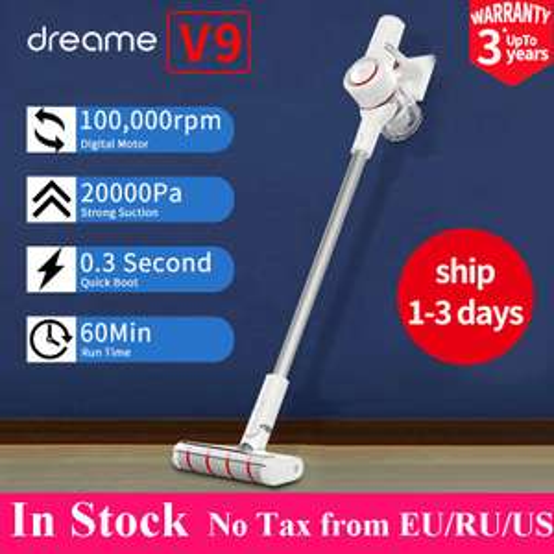 Dreame V9 Akku-Staubsauger - Ab 29.03. bei Aliexpress, Versand aus EU