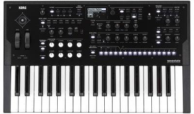 Korg Wavestate und andere Synthesizer / Sampler von Nord Keyboards, KORG, Moog, Waldorf, Akai, SOMA, IK und Swissonic zum Bestpreis!