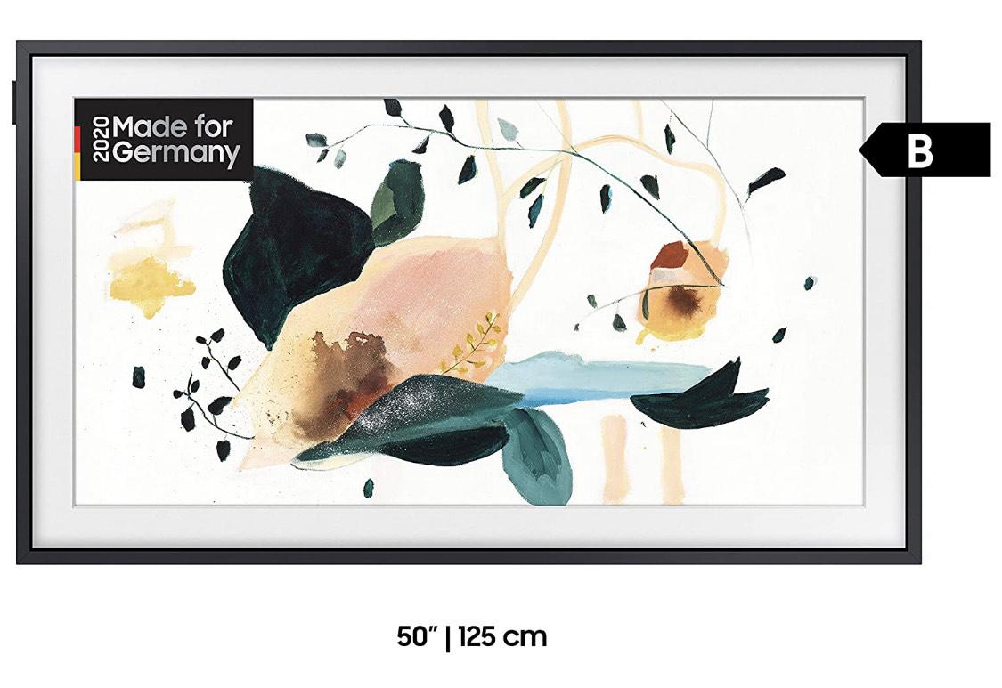 [Amazon] Samsung GQ50LS03TAUXZG The Frame 50 Zoll