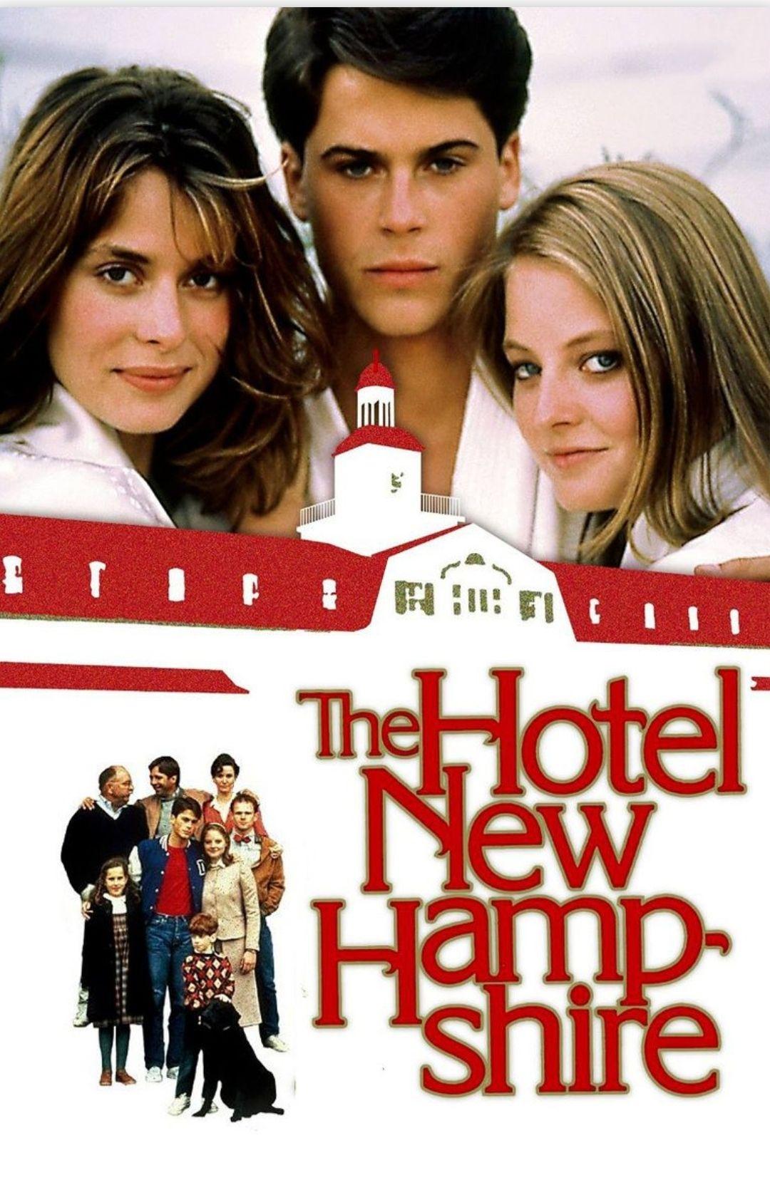 """[Servus TV Mediathek] Klassiker """"Hotel New Hampshire"""" mit Jodie Foster und Rob Lowe kostenlos streamen"""
