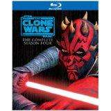 [Amazon.com] Star Wars: The Clone Wars - Staffel 4 [Blu-ray] 25,30€