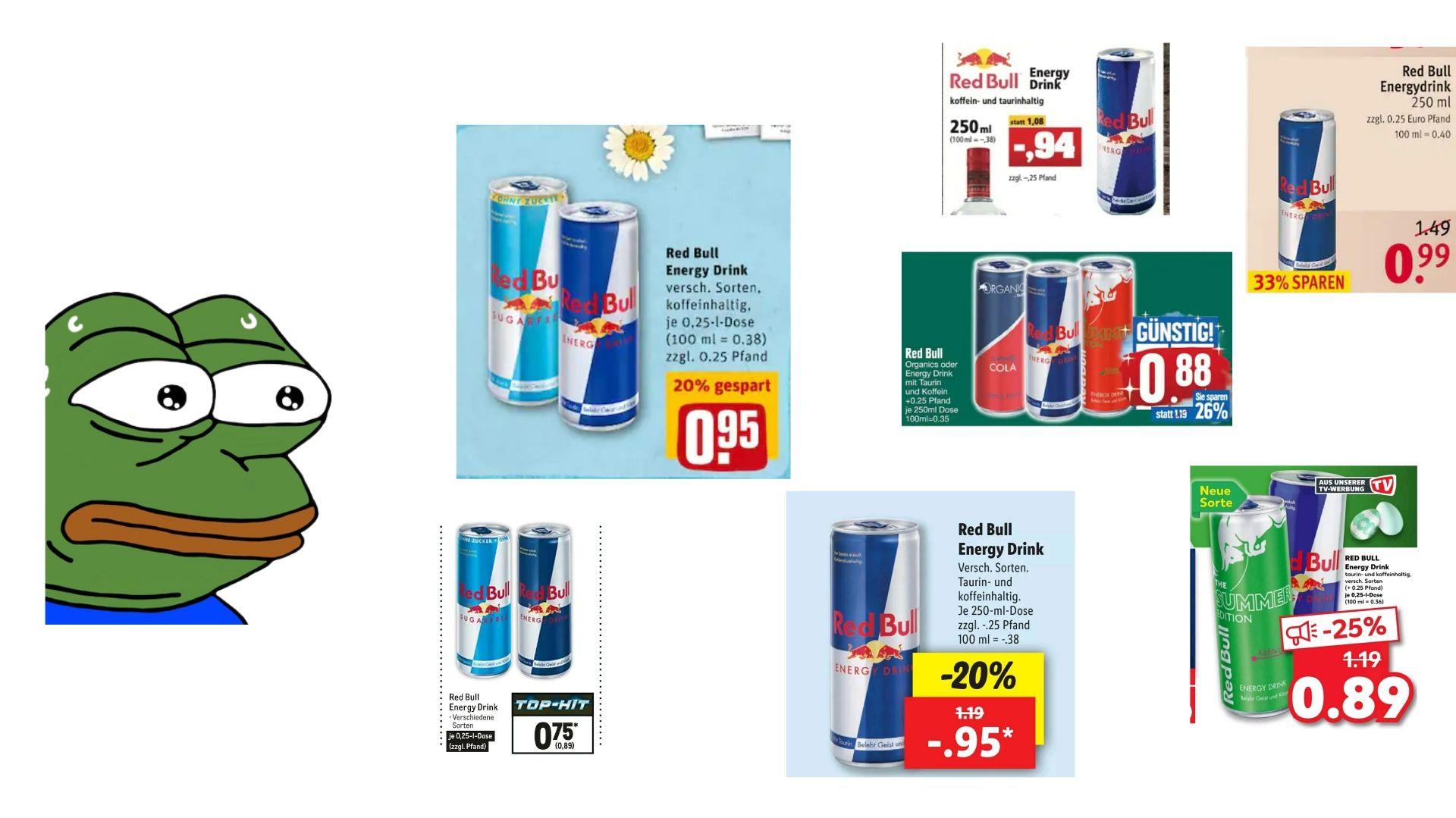 Energy Drink Angebote vom 29.03 - 03.04 z.B. Monster Energy Drink verschiedene Sorten 500ml für 0.88€