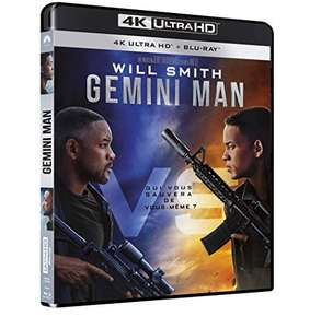 Gemini Man [4K Ultra HD + Blu-Ray] inkl. deutscher Tonspur, in 60 Hz/FPS